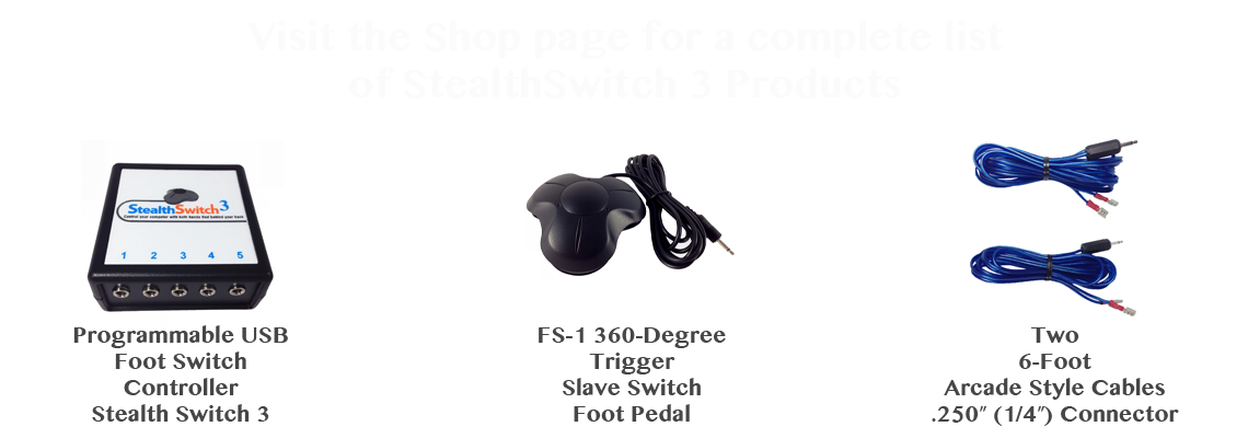 Shop StealthSwitch 3